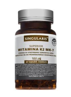 Witamina K2 MK7 - 60 kaps