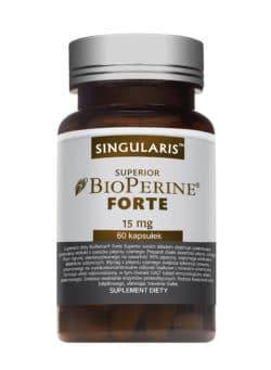 BIOPERINE®  FORTE 15mg 60 kaps