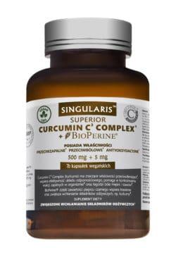CURCUMIN C3  COMPLEX® + BIOPERINE® (Kurkuma)  70 kaps