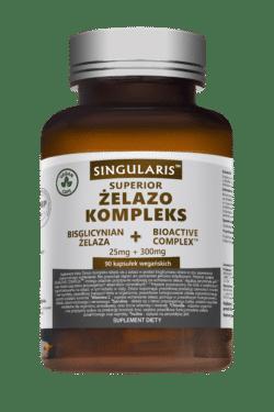 ŻELAZO KOMPLEKS Singularis SUPERIOR
