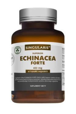 ECHINACEA FORTE 450mg SINGULARIS® SUPERIOR 60 kapsułek wegańskich