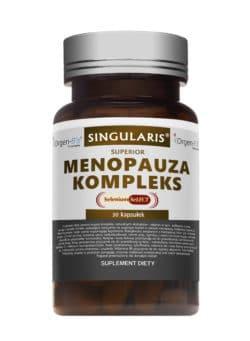 MENOPAUZA KOMPLEKS SINGULARIS® SUPERIOR 30 kapsułek
